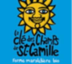 LA CLÉ DES CHAMPS DE ST-CAMILLE | LOGO CSSF 2017