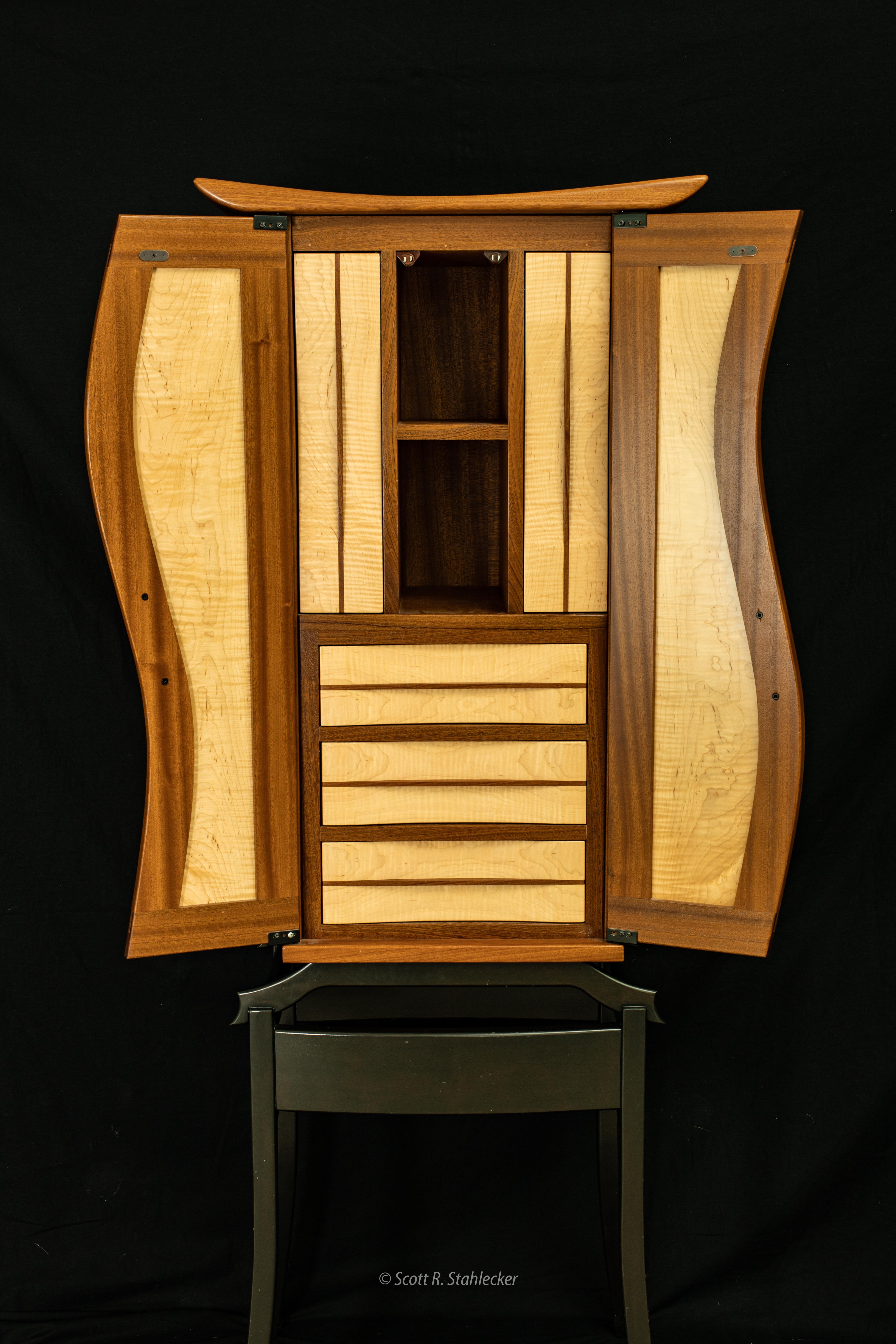 Exotic Maple Jewelry Box 2 (1)