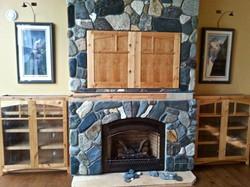Alder Fireplace Project