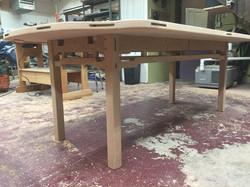 Custom table commission
