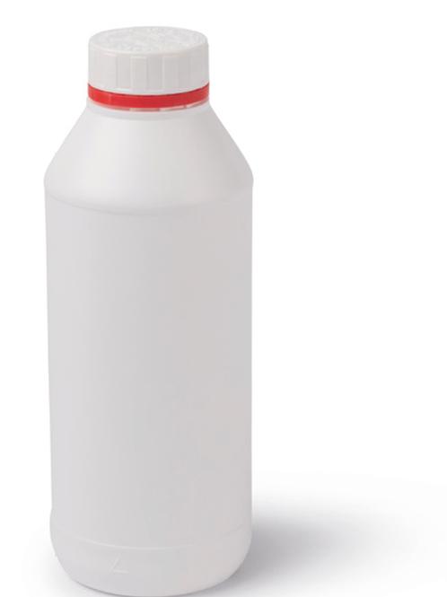 21 x Flacon-fles 1000 ml + Cup