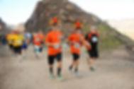 November Thanksgiving Las Vegas Endurance Family Running Race Run Views Scenic Lake Mead