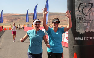 September Hurricane St George Utah Endurance Running Race at Sand Hollow Reservoir