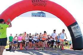 October Boulder Colorado Reservoir Endurance Running Race