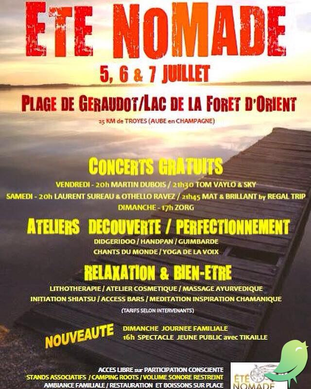 Festival l'Ete Nomade