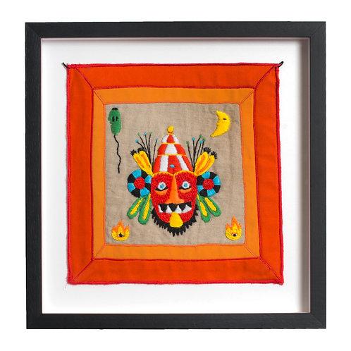 Royal Handicraft (Framed)