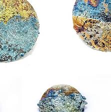 Sara Chyan - Materiality - Sculptures