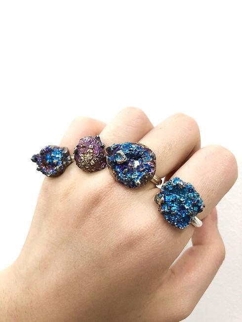 Bismuth Rings