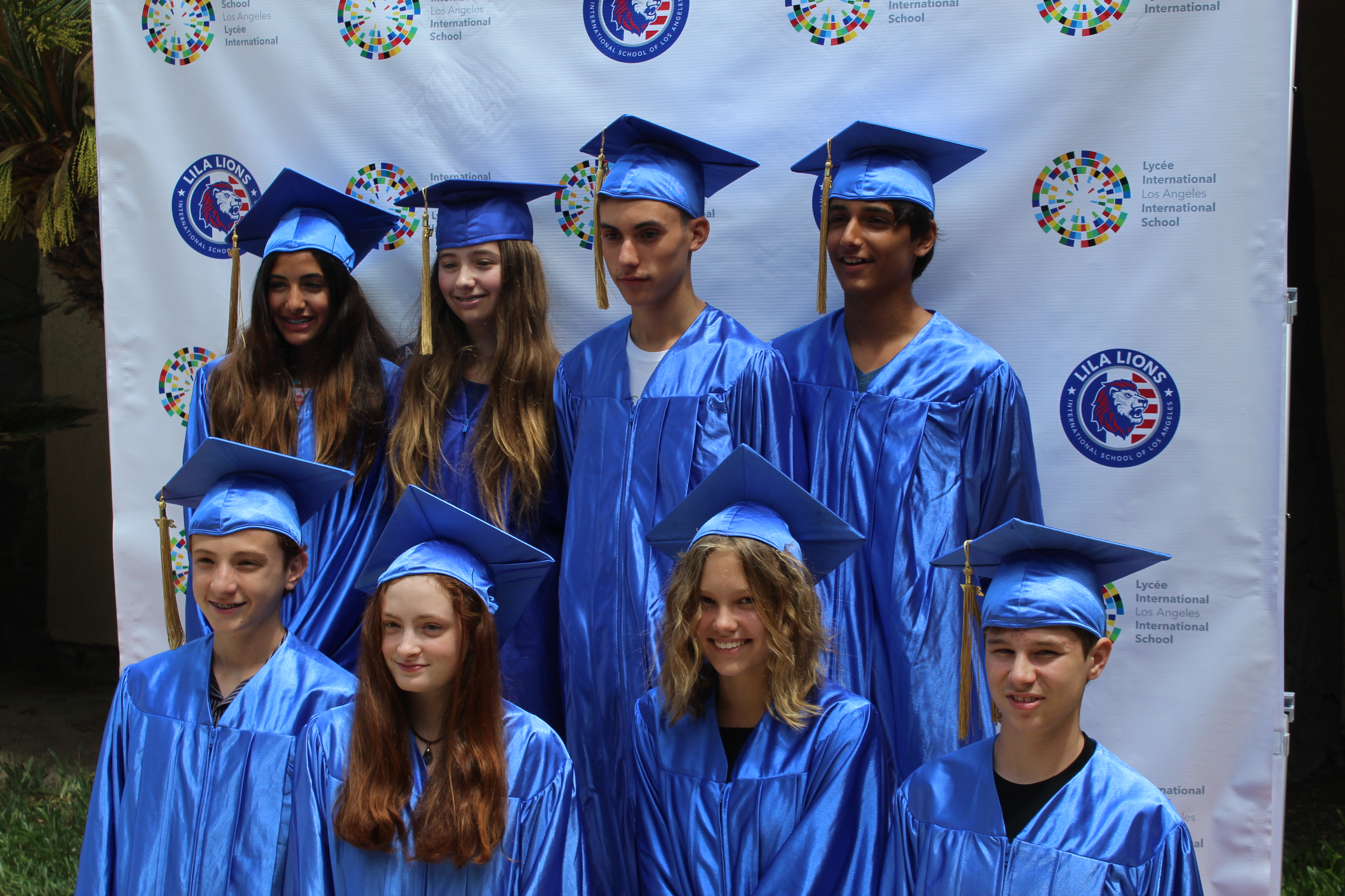Orange County 8th Grade Graduation June 2017 Globetrotter