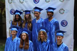 Orange County 8th Grade Graduation June 2017 Globetrotter