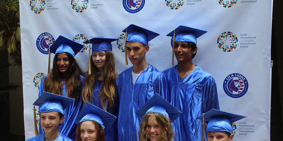 5th & 8th Grade Graduation