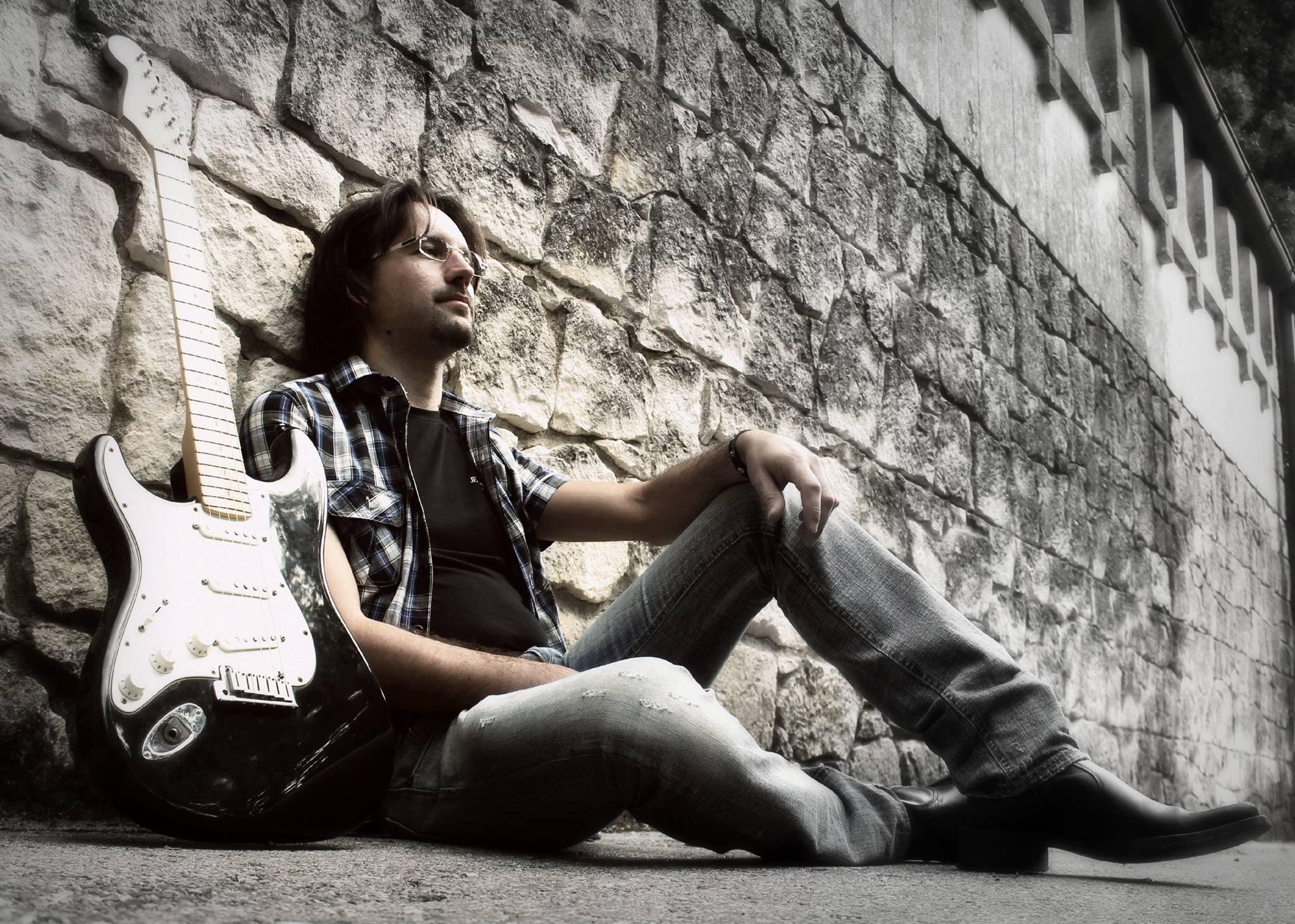 Alessandro Peretto - Chitarrista dei Ma noi no Tributo ai Nomad