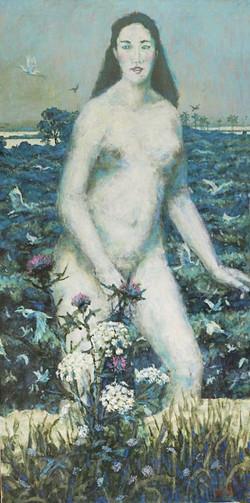 au jardin d'Eden