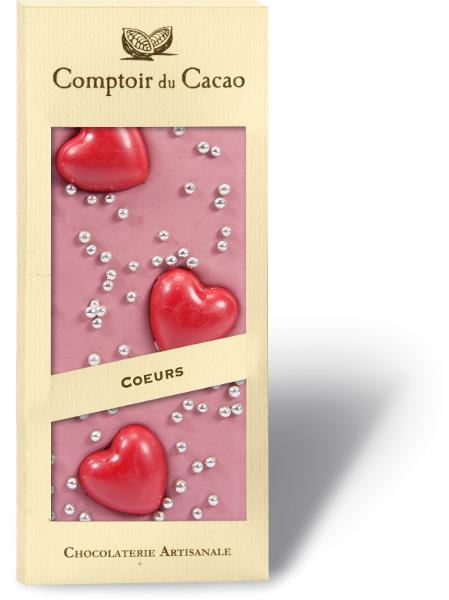 Tablette ruby cœur