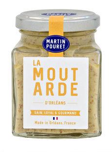 Moutarde d'Orléans 200g