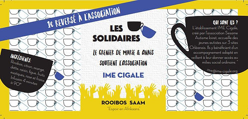 Rooibos solidaire SAAM