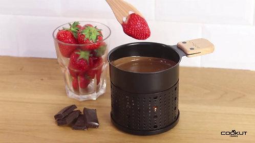 Fondue au chocolat pour 2/3 personnes