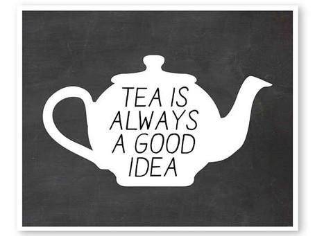 La rentrée des thés.