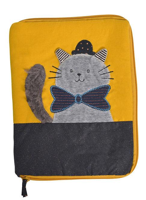 Protège carnet de santé chat Fernand