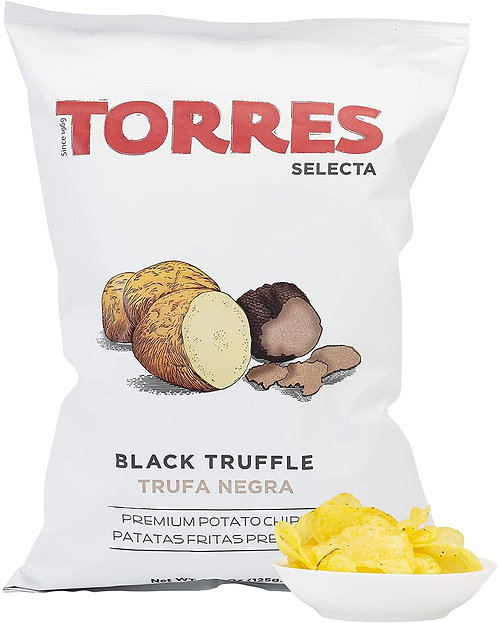 Chips saveur truffe noire 40g