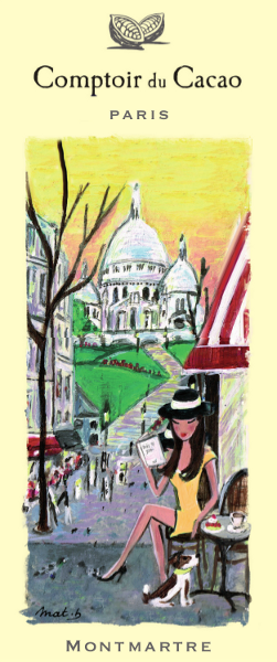 Tablette Montmartre