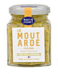 Moutarde d'Orléans saveur béarnaise 200g