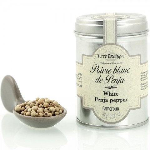 poivre blanc penja