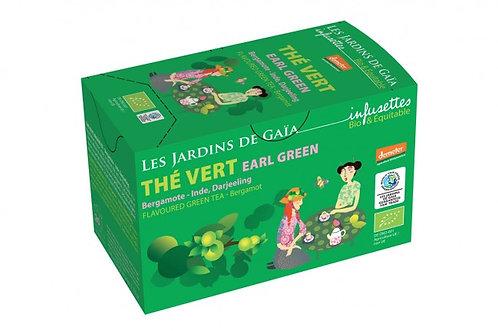Thé Earl green