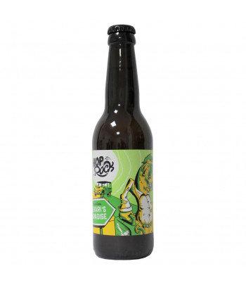 Bière mehari's paradise blanche 33cl