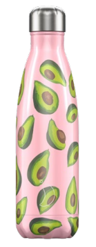 Bouteille isotherme avocado