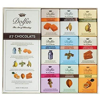 Assortiment 27 chocolats