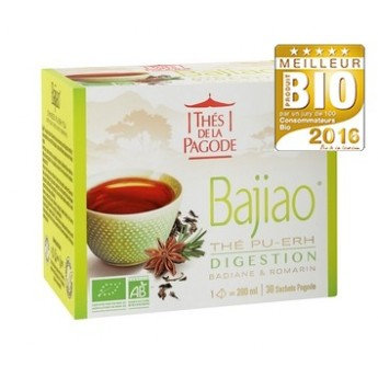 Thé Bajiao