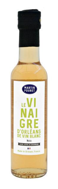 Vinaigre d'Orléans de vin blanc aux noix 25cl