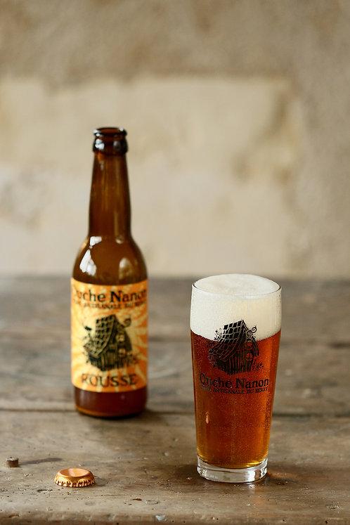 Bière ouche nanon rousse