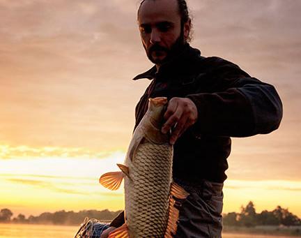 Pêcheur de Loire