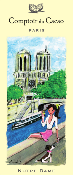 Tablette Notre Dame