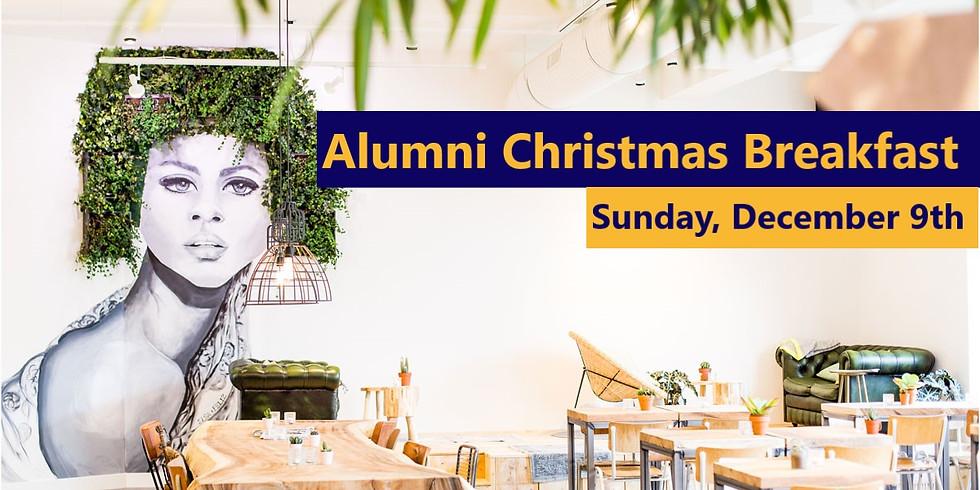 Alumni Christmas Breakfast