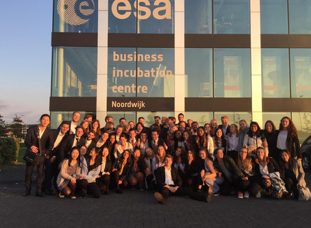 Semester Kick-Off at ESA