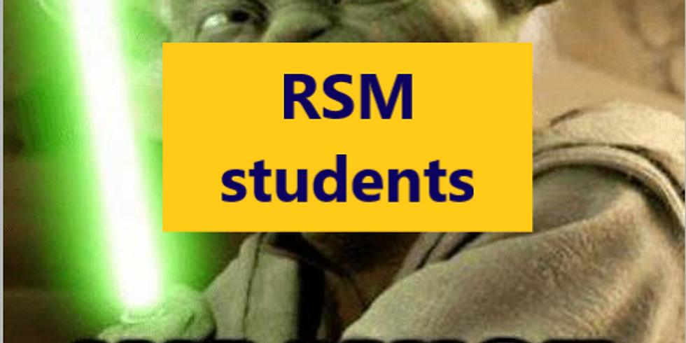 CCR Beer Cantus - RSM registration
