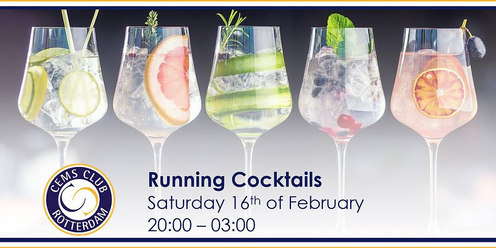 Running Cocktails