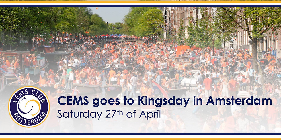CEMS goes to Kingsday