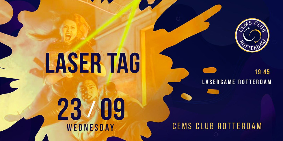 CEMS Laser Tag