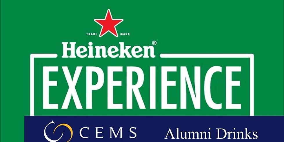 Alumni Drinks and Heineken Experience