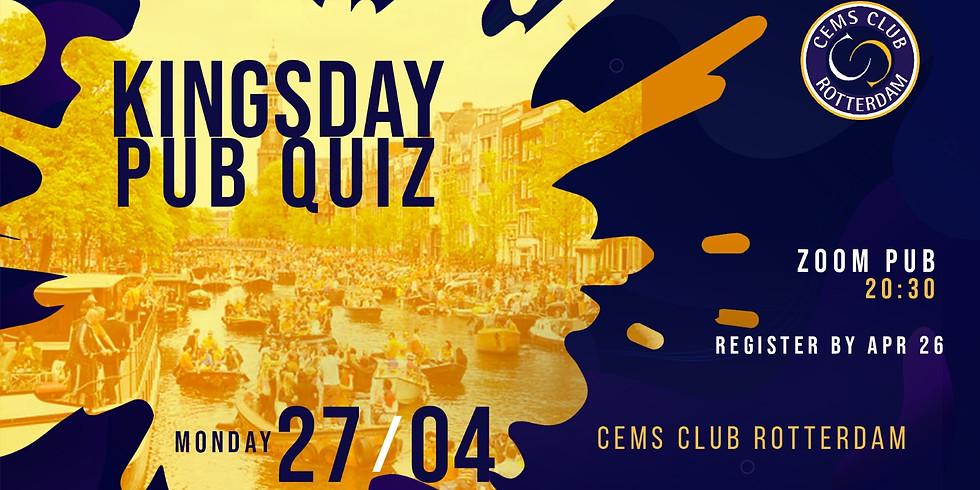 King's Day Pub Quiz