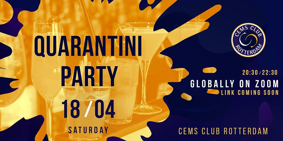 Quarantini Party!