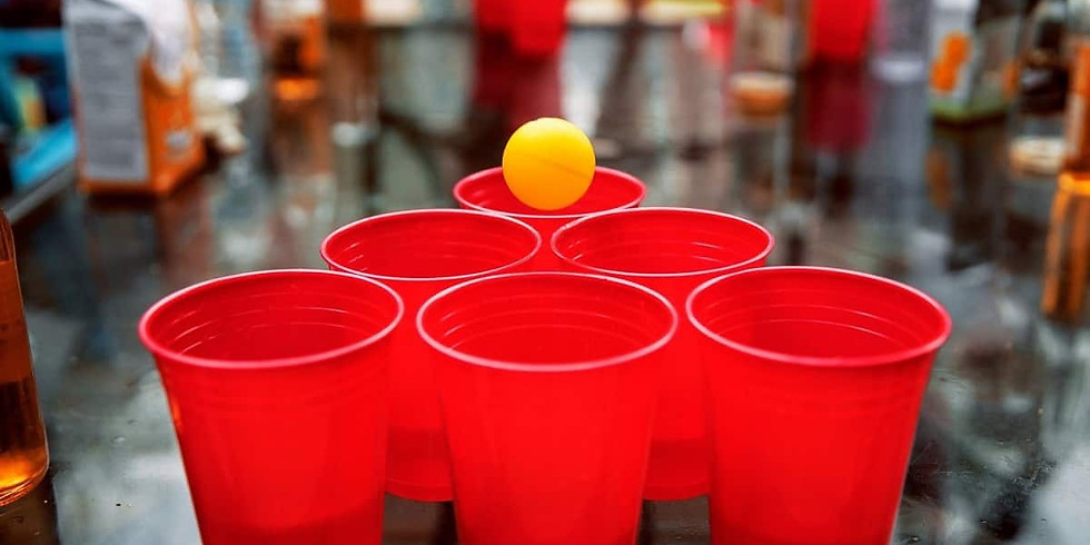 Social x Social Responsibility Presents: Sustainable Beer Pong Tournament