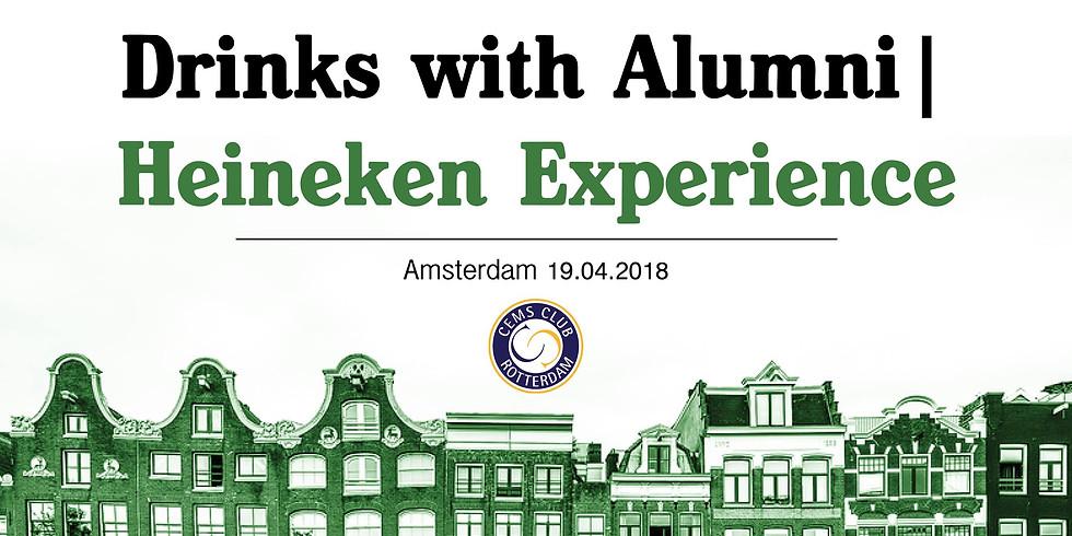 Alumni Drinks + Heineken Experience
