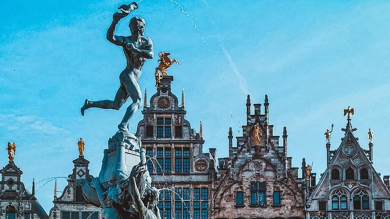CEMSies take on Antwerpen