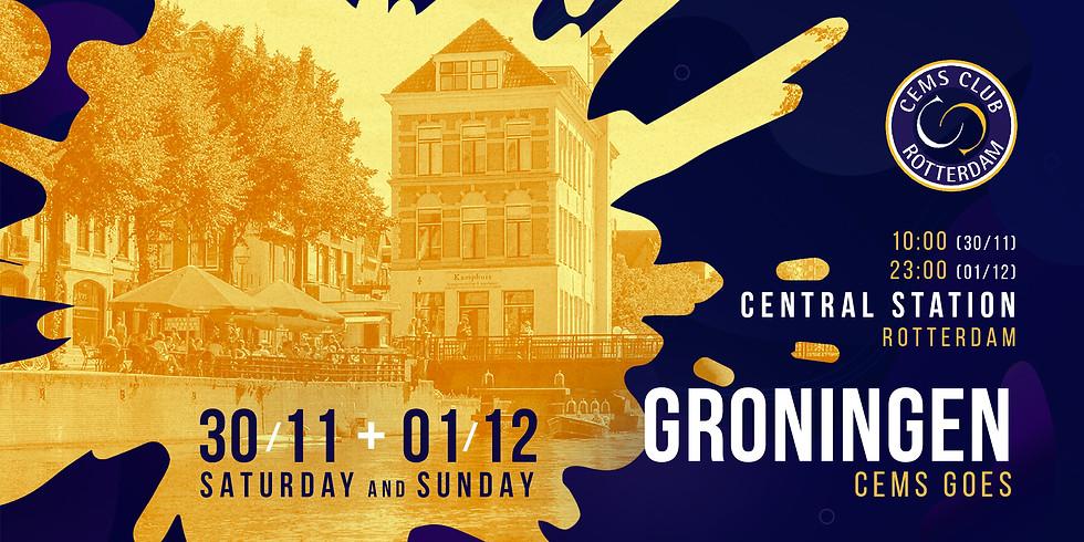 CEMS goes Groningen
