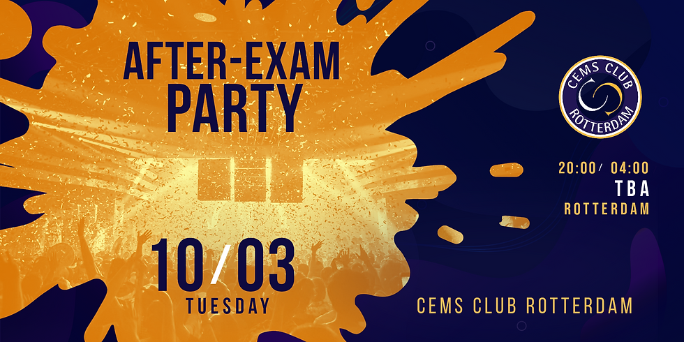 After-Exam Party